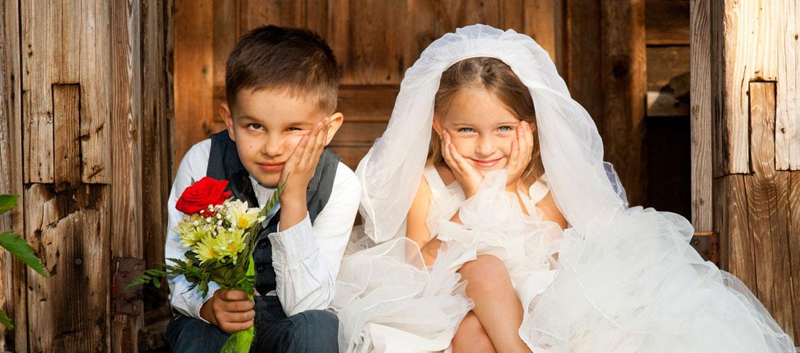 Wir glauben an die Liebe! Geld zurück, falls die Ehe scheitert!