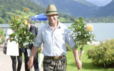 Schlierseer Gartenzauber 2018 mit prominenter Besetzung